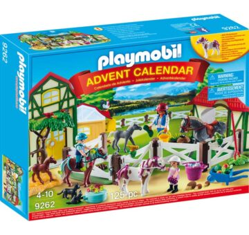 playmobil advent calendar 9262