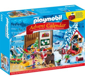 playmobil advent calendar 9264