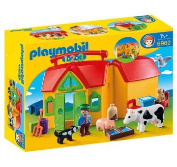 Playmobil 123 My Take Along Farm 6962