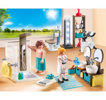 Playmobil Bathroom 9268
