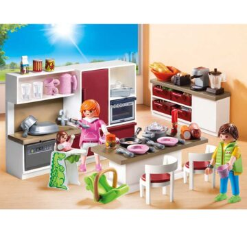 Playmobil Kitchen 9269