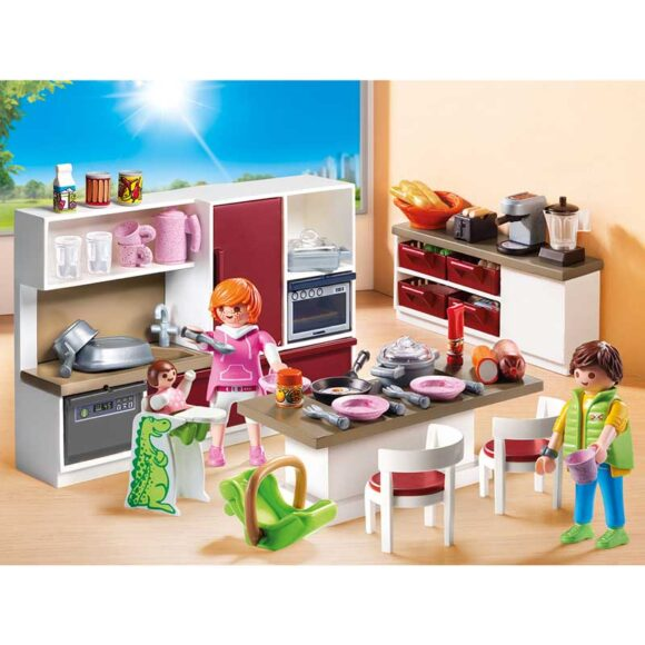 Playmobil Kitchen 9269