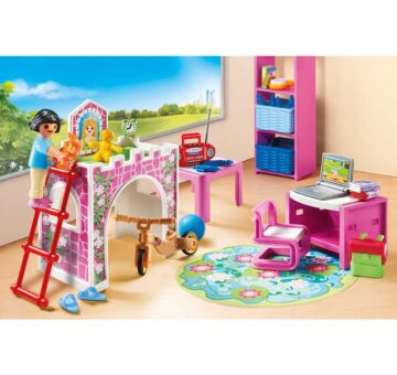 Playmobil Children's Room 9270