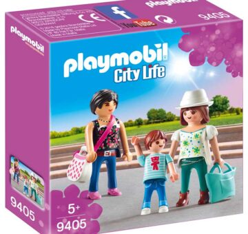 Playmobil Shoppers 9405