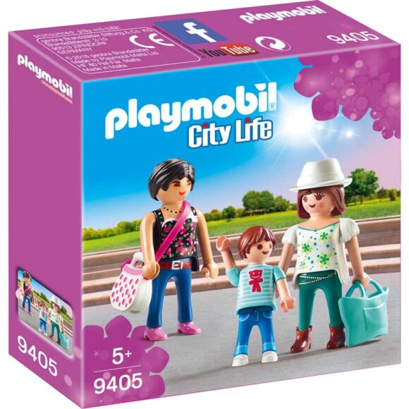 Playmobil Shoppers 9405