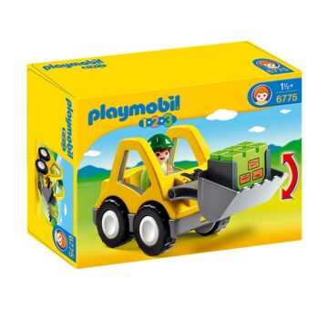 Playmobil 123 Excavator 6775