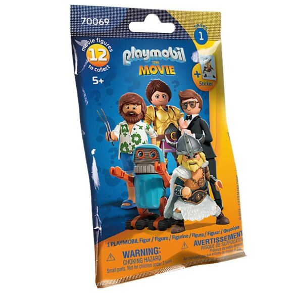 Playmobil: The Movie - Blind Bag 70069