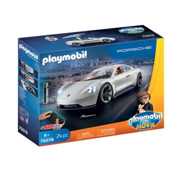 Playmobil: The Movie - Rex Dasher's Porsche Mission E 70071