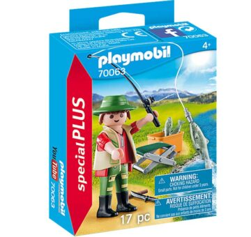 Playmobil Special Plus - Fisherman 70063