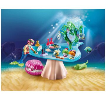 Playmobil Beauty Salon with Jewel Case 70096