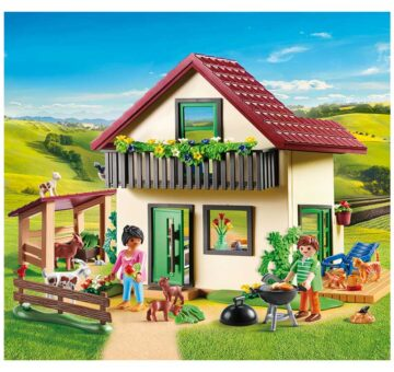 Playmobil Modern Farmhouse 70133
