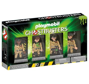 Playmobil Ghostbusters Collector's Set 70175