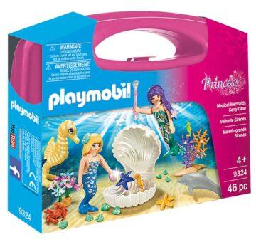 Playmobil Magical Mermaids Carry Case 9324
