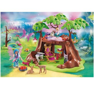 Playmobil Fairy Forest House 70001