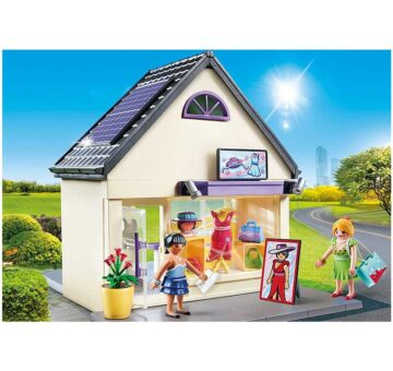 Playmobil My Fashion Boutique 70017