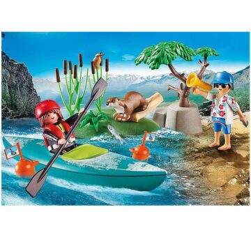 Playmobil Kayak Adventure Starter Pack 70035