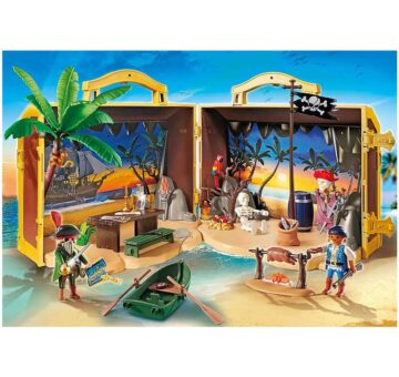 Playmobil Take Along Pirate Island 70150