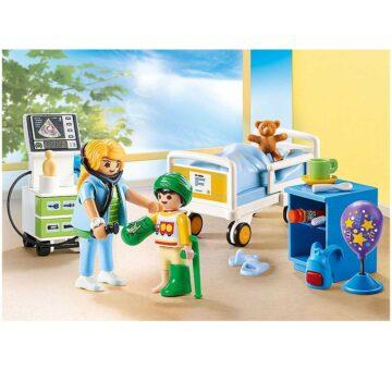 Playmobil Children's Hospital Room 70192