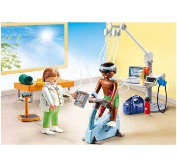 Playmobil Physical Therapist 70195