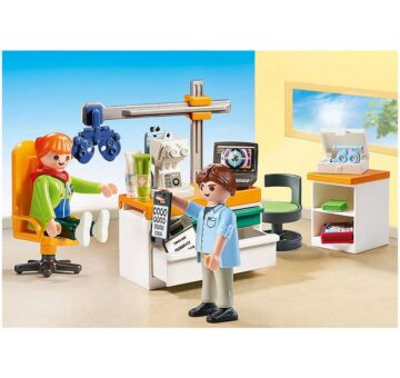 Playmobil Eye Doctor 70197