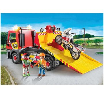 Playmobil Towing Service 70199