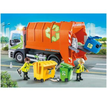 Playmobil Recycling Truck 70200