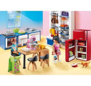 Playmobil Family Kitchen 70206