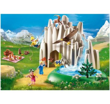 Playmobil Crystal Lake 70254