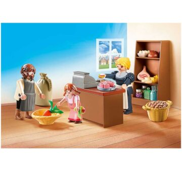 Playmobil Keller's Village Shop 70257