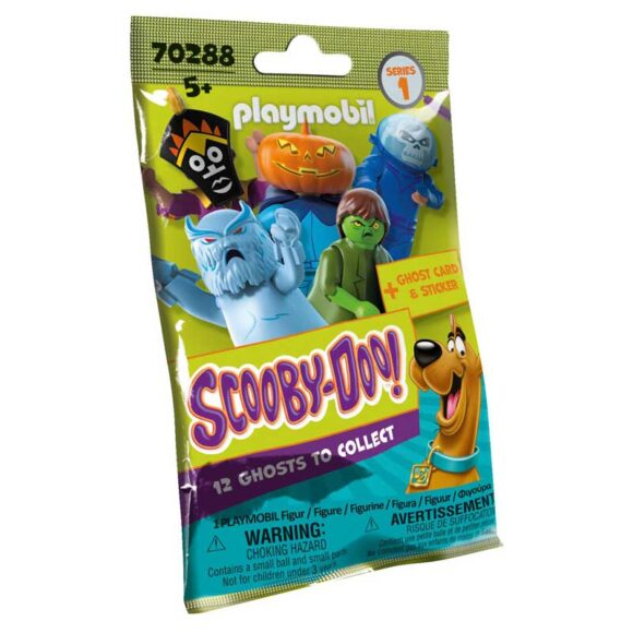 Playmobil Scooby-Doo! Mystery Figures Blind Bag 70288