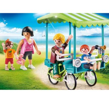 Playmobil Family Bicycle 70093