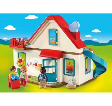 Playmobil 123 Family Home 70129