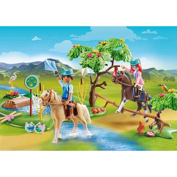 Playmobil River Challenge 70330