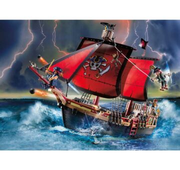 Playmobil Skull Pirate Ship 70411