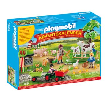 Playmobil Advent Calendar - Farm 70189
