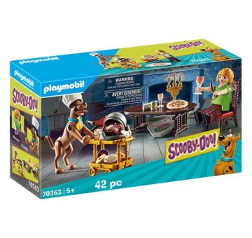 Playmobil SCOOBY-DOO! Dinner With Shaggy 70363
