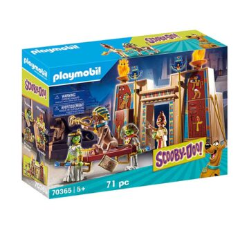 Playmobil SCOOBY-DOO! Adventure In Egypt 70365