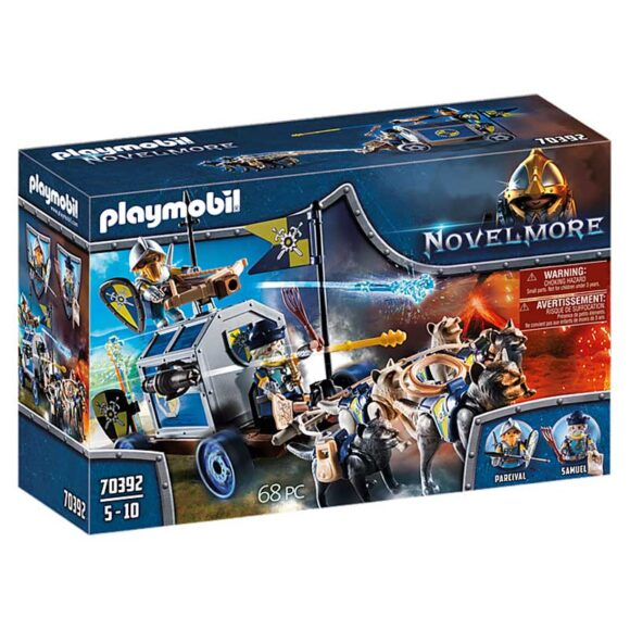 Playmobil Novelmore Treasure Transport 70392