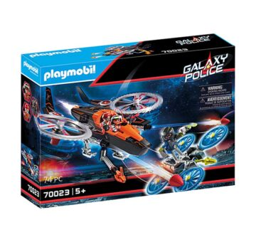 Playmobil Galaxy Pirates Helicopter 70023