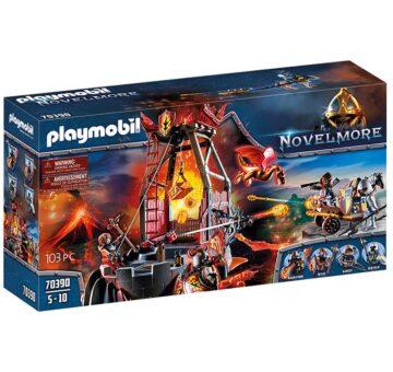 Playmobil Burnham Raiders Lava Mine 70390