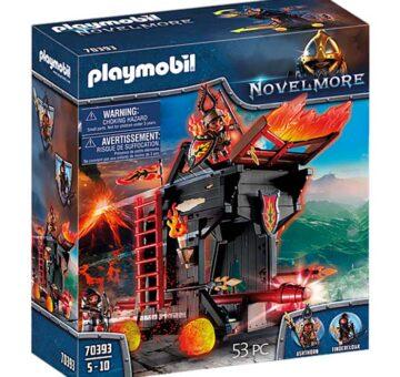 Playmobil Burnham Raiders Fire Ram 70393