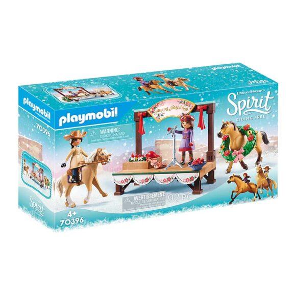Playmobil Christmas Concert 70396