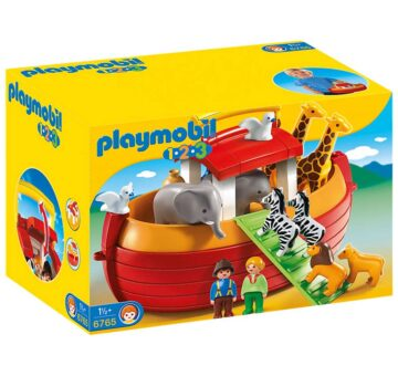 Playmobil 1.2.3 My Take Along Noah's Ark 6765