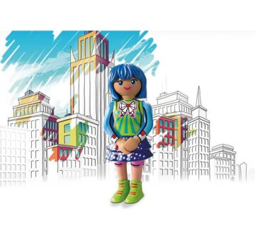 Playmobil EverDreamerz Clare - Comic World 70477