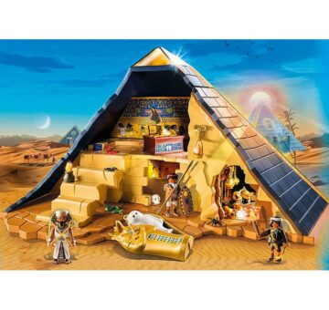 Playmobil Pharaoh's Pyramid 5386