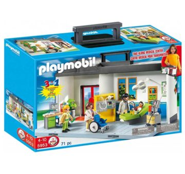 Playmobil Take Along Hospital 5953