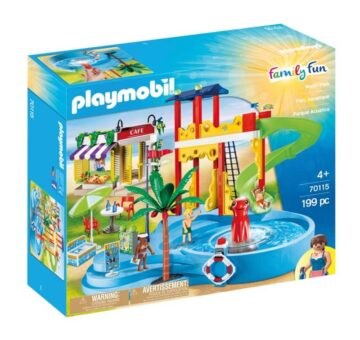 Playmobil Water Park 70115
