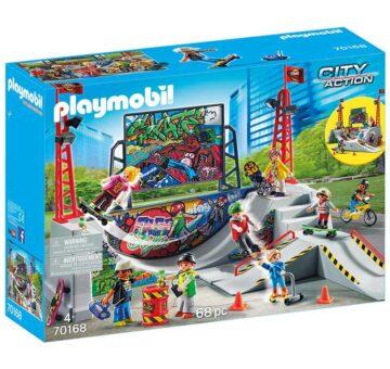 Playmobil Skate Park 70168