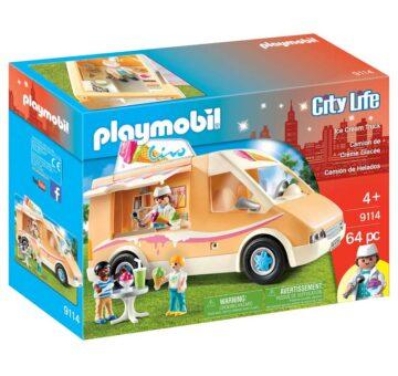 Playmobil Ice Cream Truck 9114