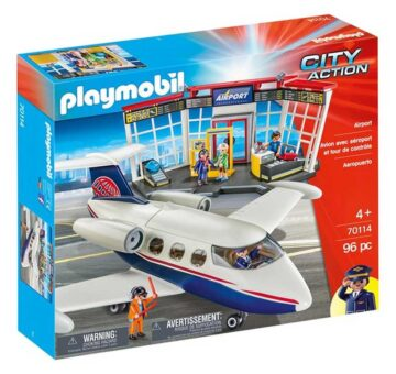 Playmobil Airport 70114
